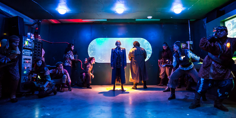 20,000 Leagues Under The Sea at Children's Theatre Company