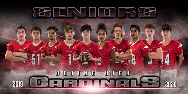 Orting Senior Banners