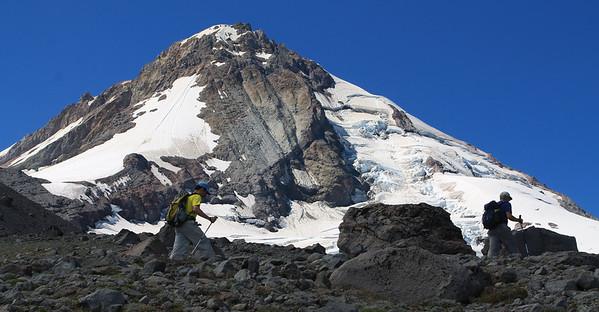 Mount Hood/Cooper Spur - August 18, 2013