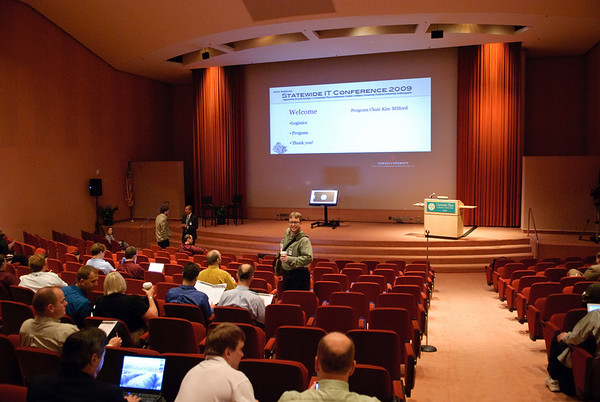 IU Statewide IT Conference 2009