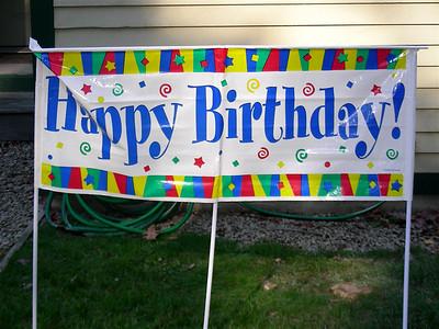 Nana's 80th Birthday
