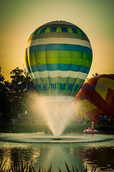 Pittsfield Balloon Rally 8-5