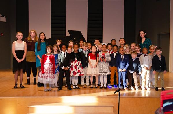 Woodward Academy Recital