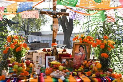 10-31-2020 Altares de Dia de los muertos