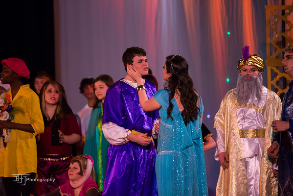Aladdin Jr. Performance