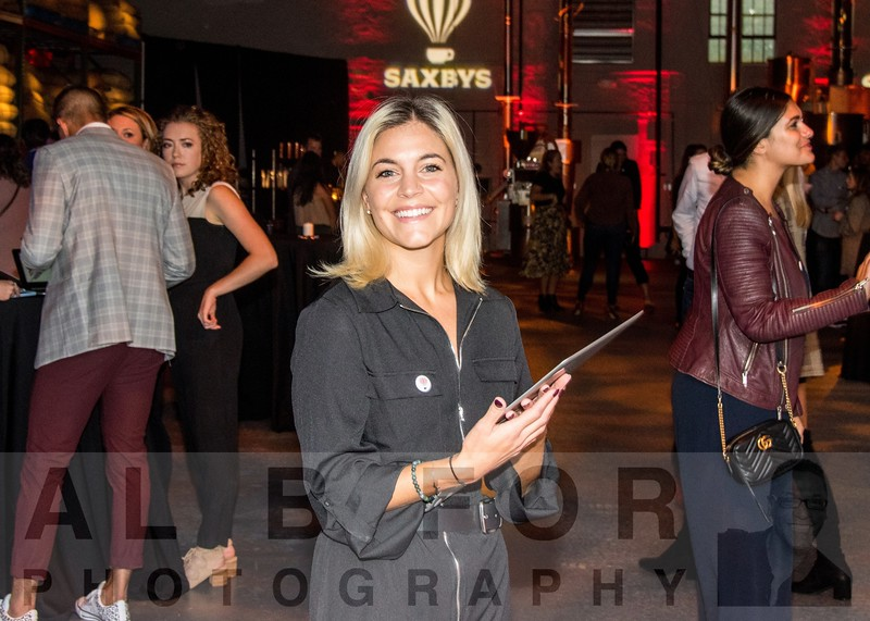 Oct 7, 2019 Saxbys Coffee Roastery launch event