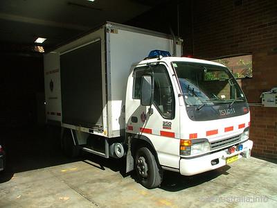 FRNSW - ME083 - Isuzu - Logistics Truck