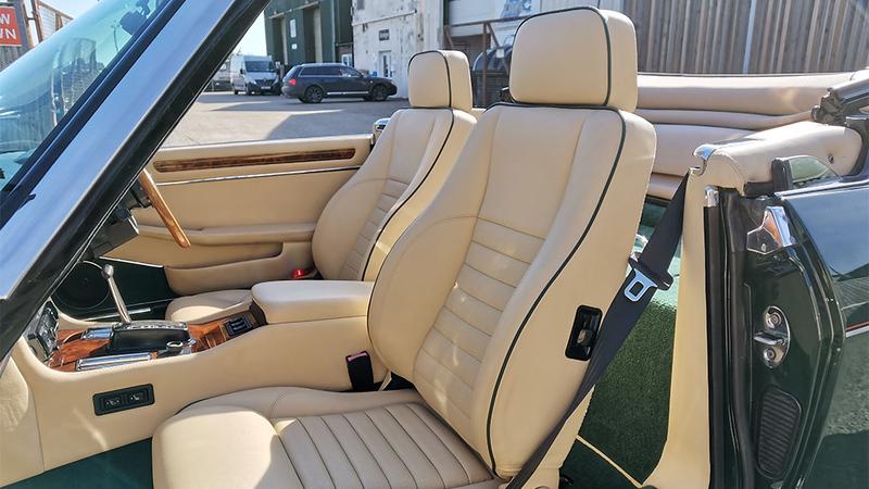 KWE XJS V12 Convertible BRG For Sale 26.jpg