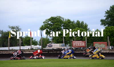 Lincoln Speedway (IL) 05-20-16 All-Stars