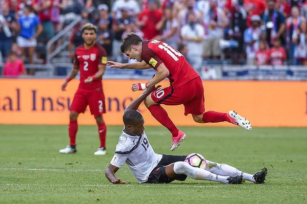 FIFA - USMNT  vs Trinidad & Togabo - 2018 World Cup Qualifier