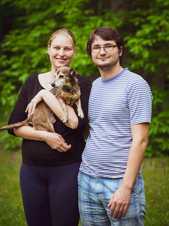 Eva & Vladimír - předsvatební foto