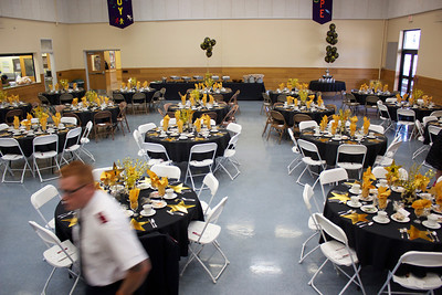 Salvation Army Awards Banquets