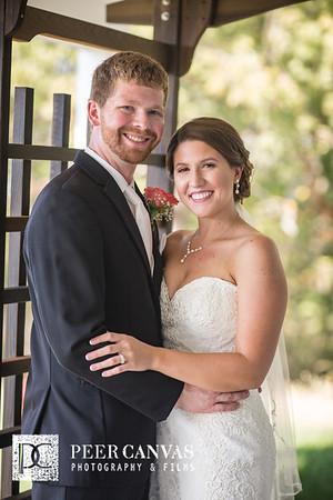 Maegan and Josh Fields Reserve Wedding
