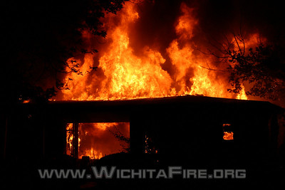 House Fire 1537 N. Roosevelt (7/30/06)