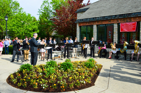 Senior Breakfast, Serenade, Awards, Cagle Gate Walk, (05/17/19)