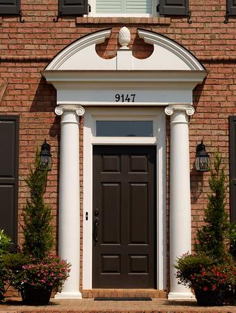 Entrances & Doorways