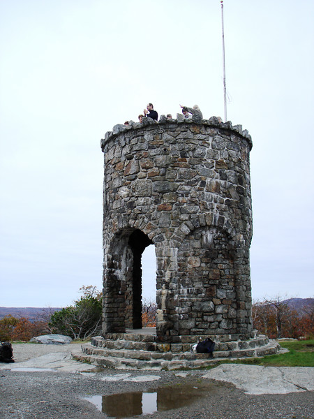 Mount Battie Tower