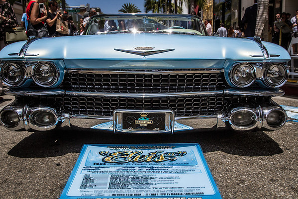 2014 Rodeo Drive Concours D'Elegance