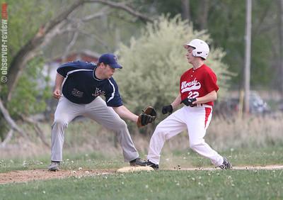 Watkins Glen Baseball 5-4-12