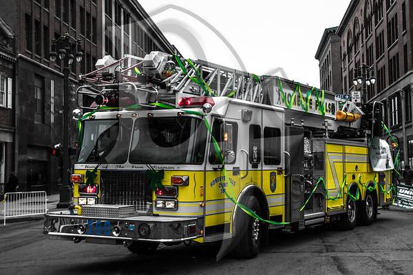 St. Patrick's Day 2013 - Rochester, NY