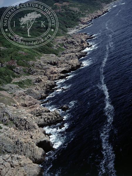 Kullen peninsula, Kullaberg south (1990) | PH.0076