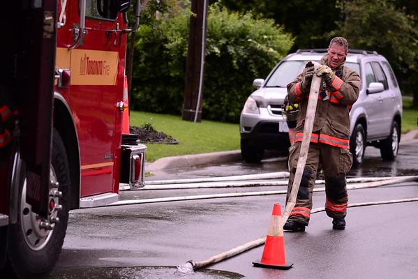 June 28, 2015 - Working Fire - 47 Verwood Ave.