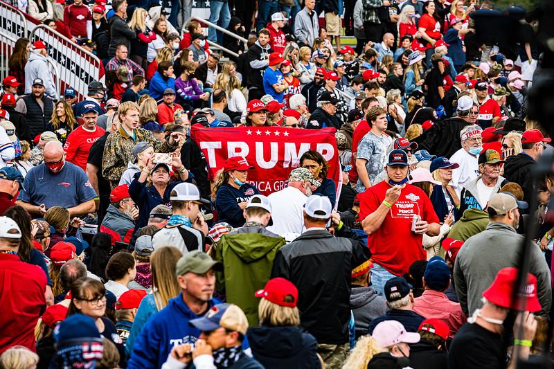 2020 Trump Fayetteville Rally