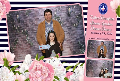 NVD Father Daughter Dance 2020