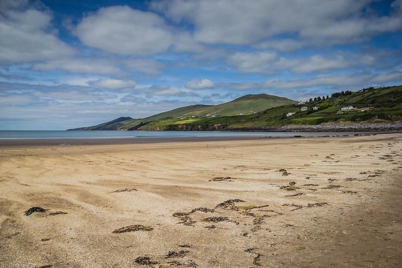 Inch beach in Dingle Ireland