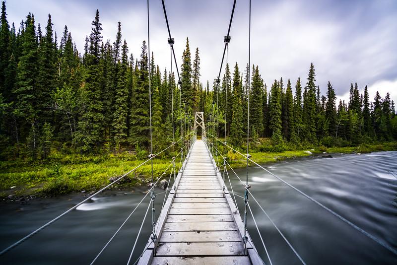 Denali National Park Backpacking