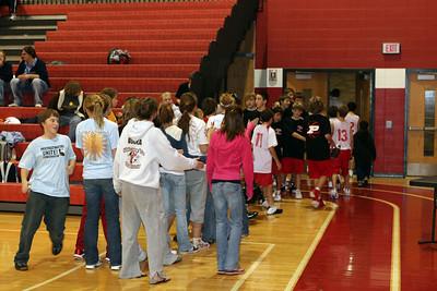 Middle School Boys Basketball 8A - 2006-2007 - 11/30/2006 Tri County