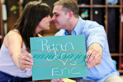 Ryan Ann Caputo and Eric April 27
