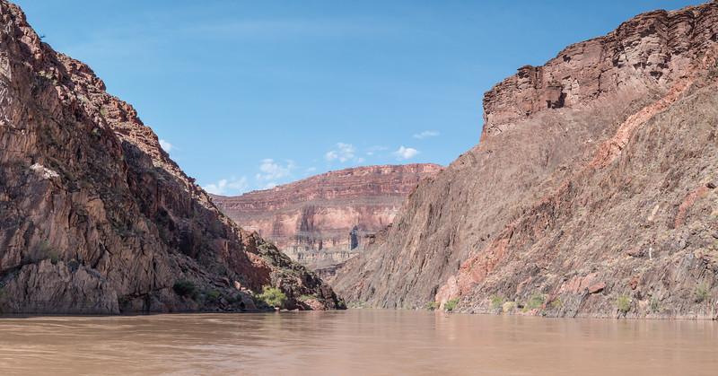 The Colorado River at 8000 CFS