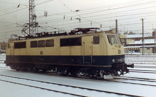 European Trains 1987