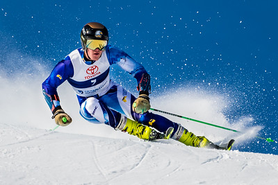 U19+ WR JR Championships Men's GS 03/14/2019