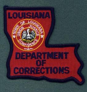 Louisiana Dept of Corrections