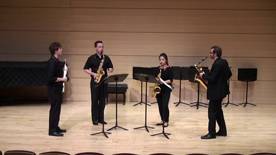 2016-04-19 - USC Saxophone Studio