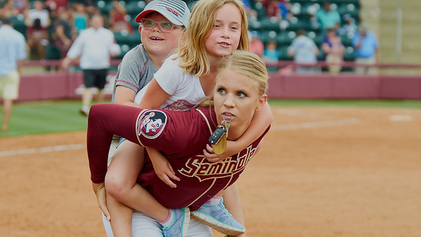 FSU Softball v UNC April 29 2017