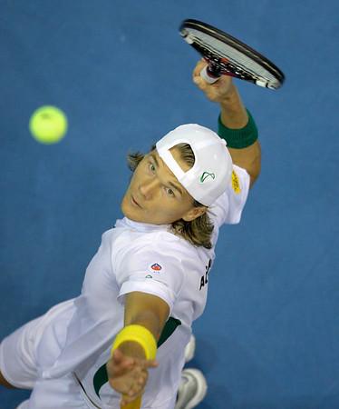 Davis Cup Australia v Thailand