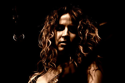 Ana Popovic -Hill Country BBQ  Aug 2011