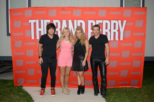 RF2015 M&G - The Band Perry