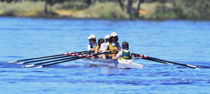 2016 Berri Rowing Regatta