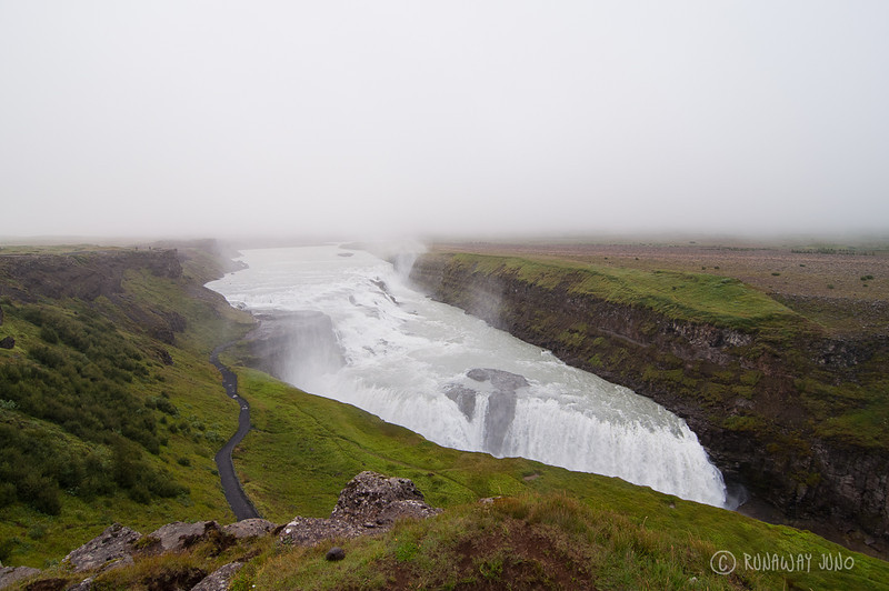 Gulffoss Waterfall