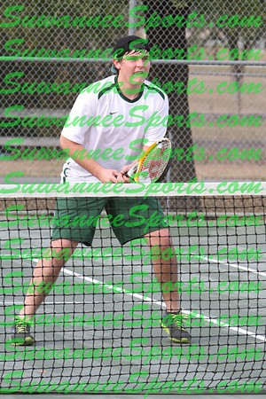 Suwannee High School Tennis - 2013