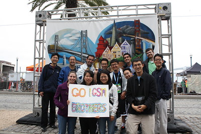 IGSM Brothers Run the 2011 SF Marathon