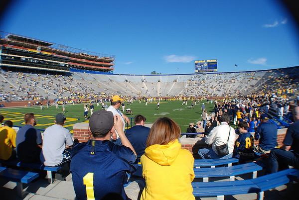 Michigan vs Toledo 09
