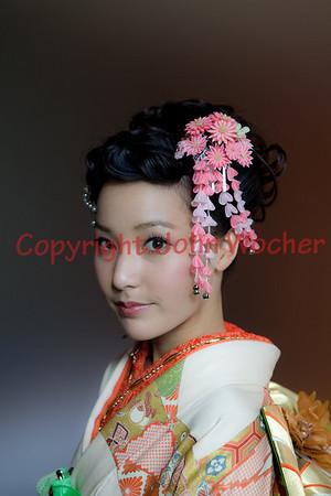Nanami Kameda - Kimono