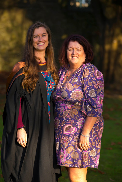 01/11/2017. Waterford Institute of Technology Conferring is Margaret O'Niell from Butlerstown with her mum Catherine.  Picture: Patrick Browne