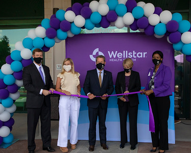 7.15.2020 Wellstar Ribbon Cutting