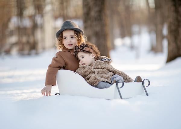 Family Kohn Winter